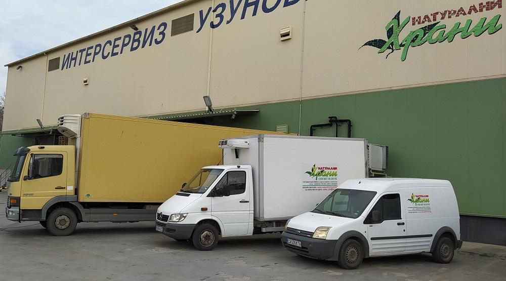 Транспортни средства от 0,5 до 5 тона.
