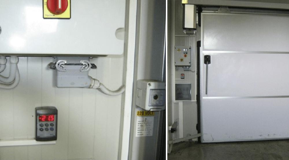 Хладилно съхранение на замразени храни Интерсервиз Узунови АД